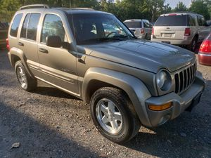 2003 Jeep liberty 4x4 Limited Edition 149k Miles Ac Cold for Sale in Bowie, MD