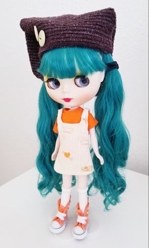 Blythe Doll-Blue for Sale in Fontana, CA