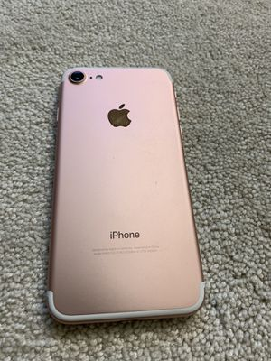 iPhone 7 32gb Carrier T-Mobile. No scratches cracks or anything, good condition, for sale $220 for Sale in Seattle, WA