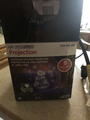 Christmas projector for Sale in West Linn, OR