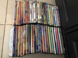 Cantinflas colección de 45 películas DVD movies Mario Moreno Cantinflas DVDs for Sale in Anaheim, CA