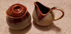 Creamer and Covered sugar bowl set for Sale in Washington, PA