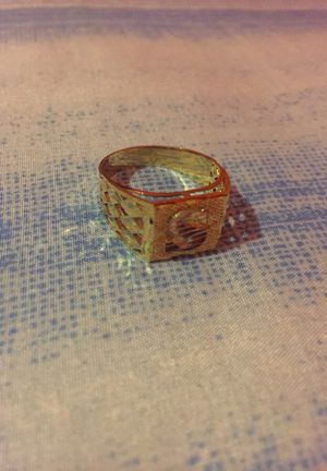 Gold ring (real) for Sale in Hyattsville, MD