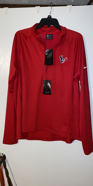 Texans Nike women quarter zip for Sale in Houston, TX