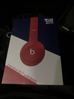 Beats solo 3 wireless headphones for Sale in Miramar, FL