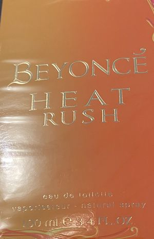 Beyoncé Heat Rush Perfume for Sale in Windsor, ON