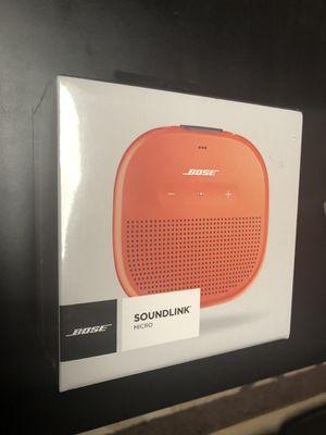 Bose soundlink micro speaker for Sale in Portland, OR