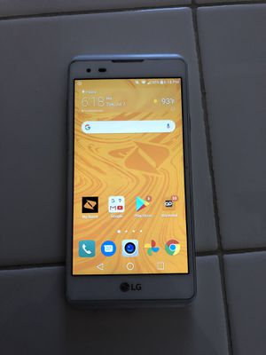 LG Tribute the he'd boost mobile for Sale in Fresno, CA
