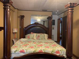 King Bed Set for Sale in Jacksonville, FL
