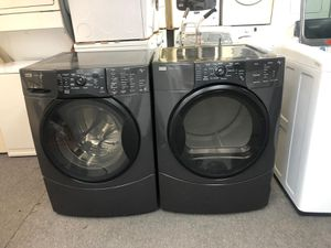 KENMORE washer and dryer electric in excellent working conditions for Sale in Brooklyn Park, MD