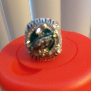 Philadelphia Eagles Nick Foles 2017 Championship ring for Sale in Port Charlotte, FL