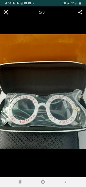 Black Reflective GG L'Aveugle Par Amour Round Sunglasses💎💎💎💎💥💥💥💥🥶🐝 for Sale in Baltimore, MD