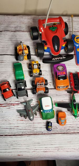 Cars and Trucks toys for Sale in Garden Grove, CA