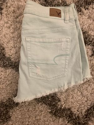 High waisted American Eagle shorts Sz 8 for Sale in Modesto, CA