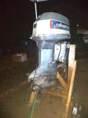 Evinrude 115hp outboard motor for Sale in Lanham, MD
