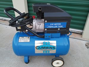 Cummins air compressor for Sale in Oklahoma City, OK