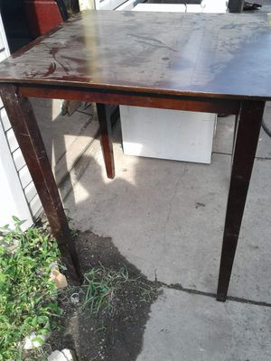 Table and 4 chair's for Sale in Chicago, IL
