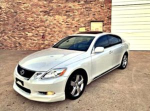 🚗 _2OO7_ Lexus GS 350 V6 for Sale in Abilene, TX