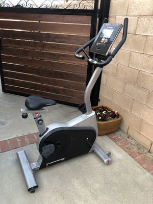Exercise bike missing power cord for Sale in Irwindale, CA
