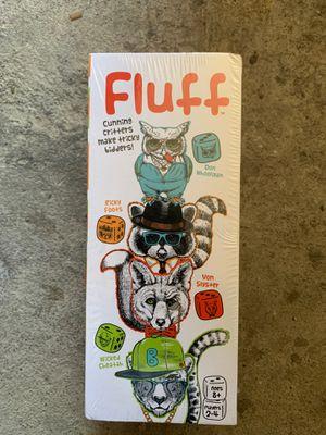 Fluff board game for Sale in Sacramento, CA