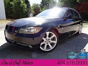 2007 BMW 3 Series for Sale in Doraville, GA