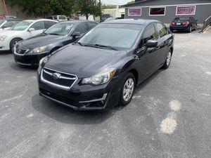 2015 Subaru Impreza for Sale in San Antonio, TX