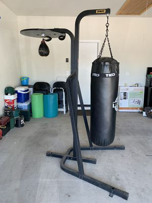Home fitness Punching Bag for Sale in Mesa, AZ