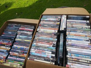 Over 300 dvds all like new condition adult owned for Sale in Cleveland, OH