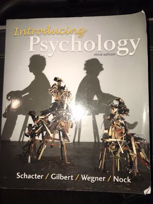 Introducing Psychology for Sale in Wayland, MA