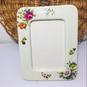 VINTAGE, SANDRA PAILET. Picture frame, porcelain. A true work of art. Excellent condition. Please check the photos carefully, as they are part of for Sale in Milford, MA