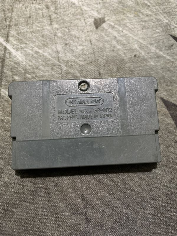 Gameboy Advance The Lion King 1/2