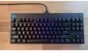 Logitech mechanical keyboard for Sale in Akron, OH