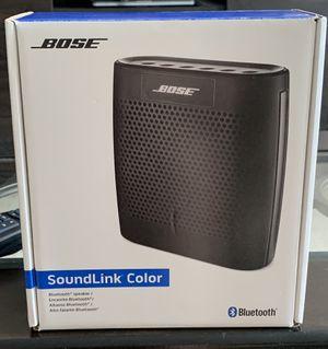 Bose Soundlink Color for Sale in Gahanna, OH