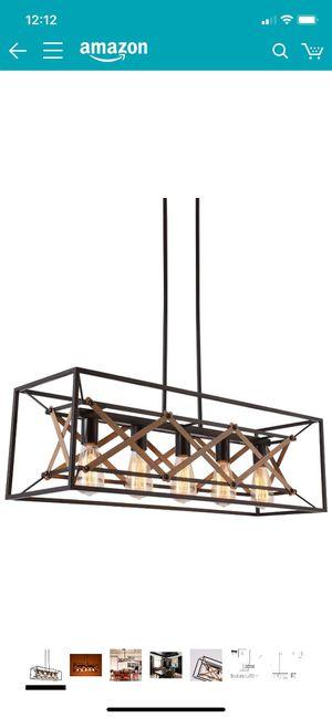 "Alice house 31.5 "" island lighting five light kitchen pendant lighting for Sale in La Verne, CA"