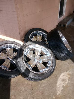 "22"" American Race Rims for Sale in Pearl, MS"