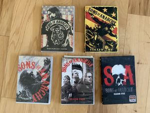 Sons Of Anarchy seasons 1-5 for Sale in Williamsport, PA