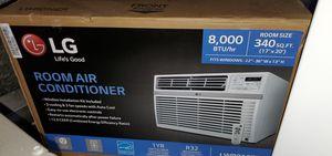 LG window unit 8000 BTU for Sale in Kolin, LA