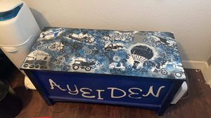 Custom toy chests! for Sale in Commerce City, CO