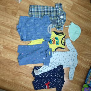 Baby boy clothes 6-12(mainly 12) for Sale in Orlando, FL