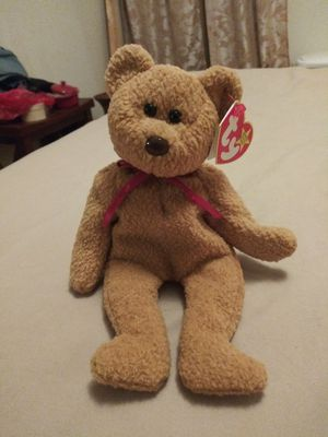Curly old beanie babie for Sale in Pawtucket, RI