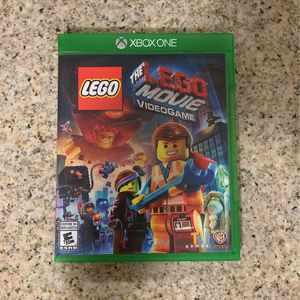 XBOX The Lego Movie Video game for Sale in Germantown, MD
