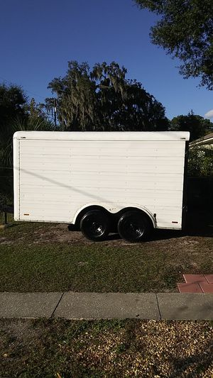 Pace American 12×7 enclosed trailer for Sale in DeLand, FL