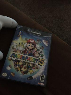 Mario Party 5 Nintendo GameCube for Sale in Glendale, AZ