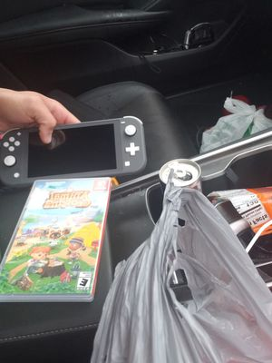 Nintendo switch with animal crossing for Sale in Irving, TX