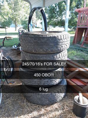 Original Nissan tires for Sale in Miles City, MT