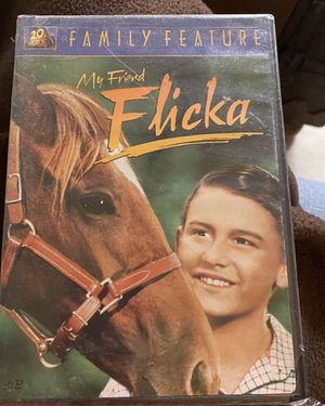 My Friend Flicka DVD for Sale in Maryland Heights, MO
