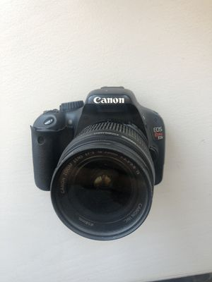 Canon EOS Rebel T2i with Lenses for Sale in Spring Valley, CA