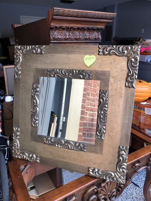 Decorative wall mirror for Sale in Commerce Charter Township, MI