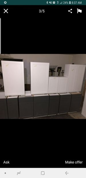 Kitchen cabinets new for Sale in Fort Worth, TX