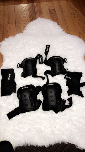 Dbx knee, wrist, elbow protectors for Sale in Canton, MI
